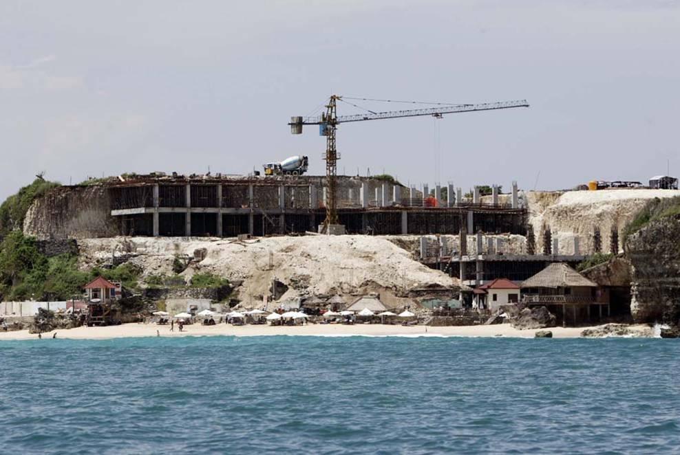Bali development 2011