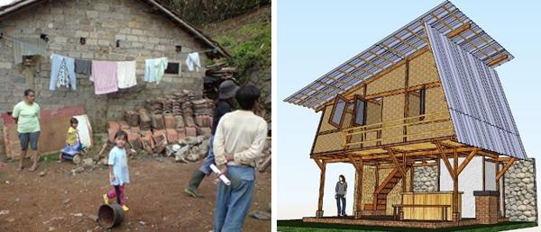 Konsep Rumah Tumbuh Rumah Tumbuh Yang Lantai